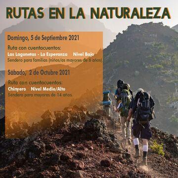 Ruta con Contacuentos 2021: Ruta Circular Las Lagunetas-El Rosario